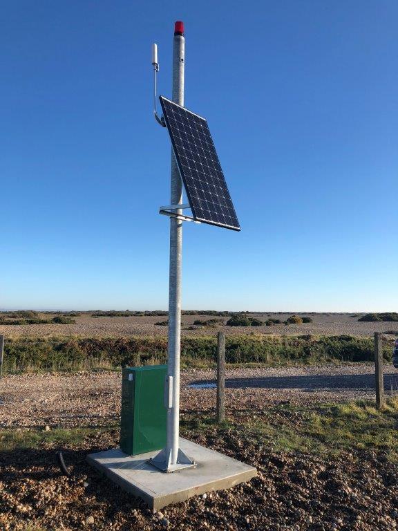 Solar Power Systems For SCADA - RTU, Telemetry & Data